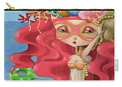 Summer Girl Carry-all Pouch