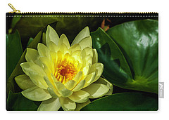 Carry-all Pouch featuring the photograph Summer Gold by Ken Frischkorn