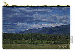Carry-all Pouch featuring the photograph Summer In Cades Cove by Douglas Stucky