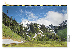 Summer In Olympic National Park Carry-all Pouch