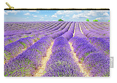 Summer In Provence Carry-all Pouch by Anastasy Yarmolovich