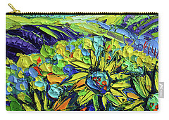 Summer In Provence Carry-all Pouch