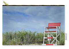 Summer In Red White And Blue Carry-all Pouch