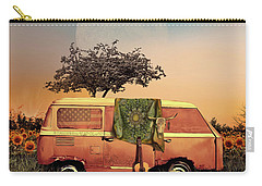 Summer Landscape Carry-all Pouch
