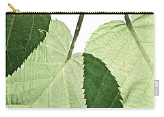 Summer Leaves Carry-all Pouch by Tim Good