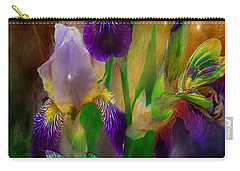 Summer Life Carry-all Pouch by Carol Cavalaris
