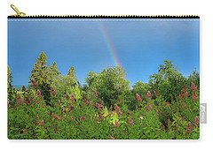 Carry-all Pouch featuring the photograph Summer Light by Rose-Marie Karlsen