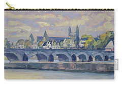 Summer Maas Bridge Maastricht Carry-all Pouch