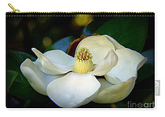 Summer Magnolia Carry-all Pouch