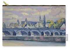 Summer Meuse Bridge, Maastricht Carry-all Pouch