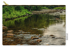 Summer Morning Williams River Carry-all Pouch