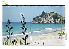 Summer New Zealand Beach Carry-all Pouch