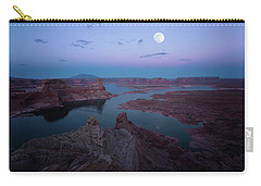 Carry-all Pouch featuring the photograph Summer Night by Edgars Erglis