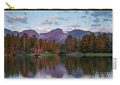 Summer On Sprague Lake Carry-all Pouch