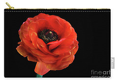Summer Orange Carry-all Pouch by Darren Fisher