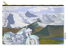 Summer Ride Carry-all Pouch by Terry Frederick