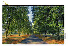 Summer Road Carry-all Pouch by Ian Mitchell