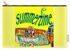 Summer Roadtrips Fun  Carry-all Pouch