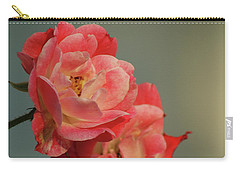 Summer Roses Carry-all Pouch