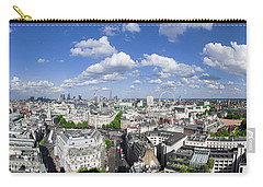 Summer Skies Over London Carry-all Pouch