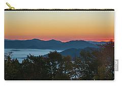 Summer Sunrise - Almost Dawn Carry-all Pouch