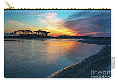 Summer Sunrise At The Inlet Carry-all Pouch