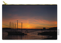 Summer Sunrise In Bar Harbor Carry-all Pouch