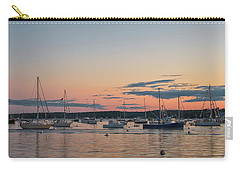 Summer Sunset In Boothbay Harbor Carry-all Pouch