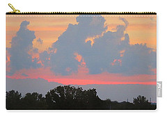 Summer Sunset In Missouri Carry-all Pouch by Robin Regan