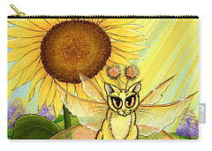 Summer Sunshine Fairy Cat Carry-all Pouch