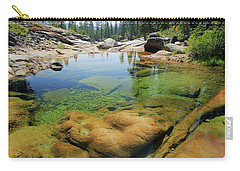 Carry-all Pouch featuring the photograph Summer Sweet Spot by Sean Sarsfield