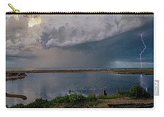 Summer Thunderstorm Carry-all Pouch