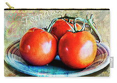 Summer Tomatoes Carry-all Pouch