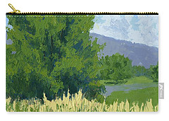 Summer Tree Carry-all Pouch