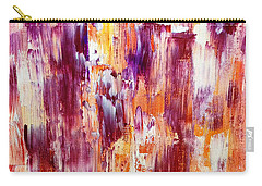 Summer Waterfall Abstract Carry-all Pouch