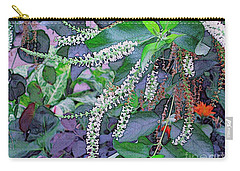 Carry-all Pouch featuring the photograph Summer White by Kathie Chicoine