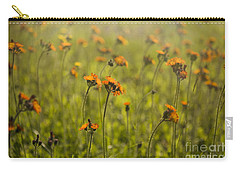 Summer Wildflowers Carry-all Pouch by Diane Diederich