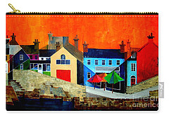 Summercove Umberellas, West Cork Carry-all Pouch
