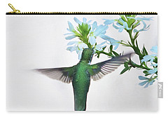 Carry-all Pouch featuring the photograph Summer's Bounty by Sue Collura