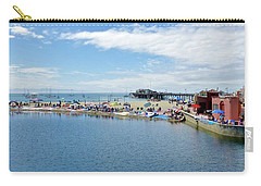 Summers End Capitola Beach Carry-all Pouch