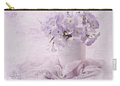 Summer's Pleasure  Carry-all Pouch by Sandra Foster