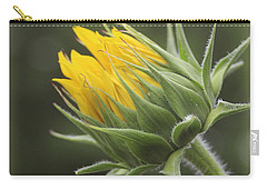 Summer's Promise - Sunflower Carry-all Pouch