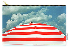 Carry-all Pouch featuring the photograph Summertime Dream by Deborah Smith