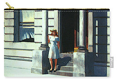 Summertime  Carry-all Pouch by Edward Hopper