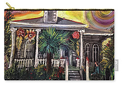 Summertime New Orleans Carry-all Pouch