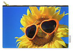 Summertime Carry-all Pouch by Teri Virbickis