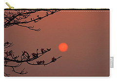 Sun Blossoms Nature Asia  Carry-all Pouch