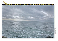 Along The North Coast Carry-all Pouch