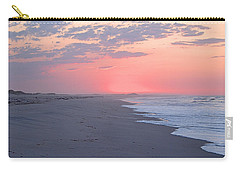 Carry-all Pouch featuring the photograph Sun Brightened Clouds by  Newwwman