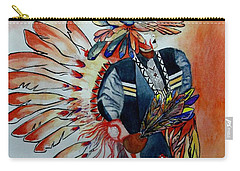 Sun Dancer Carry-all Pouch by Jimmy Smith